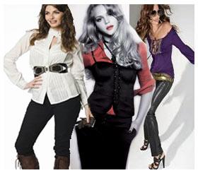 אופנה: מה נלבש בחורף 2009-2010?