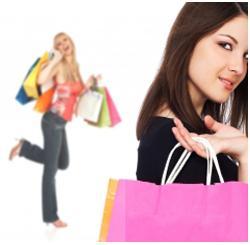 האם נשים קונות יותר ? תלוי איפה.