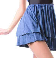 פעמוני אביב – החצאיות החדשות
