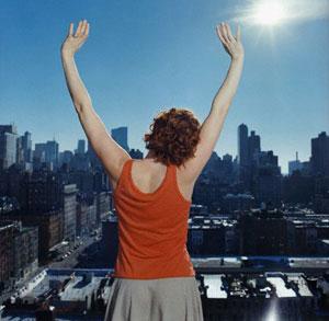 חמש שיטות להישאר אנרגטית