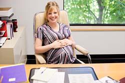 הריון במשרד