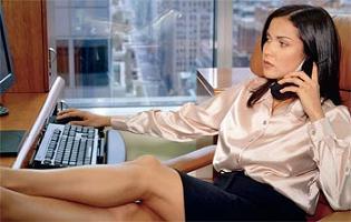 אישה בעסק: תעלומות המין החלש