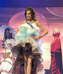 תצוגת בגד לאומי. מיס יוניברס 2008